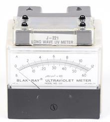 UV Intensity meter J221