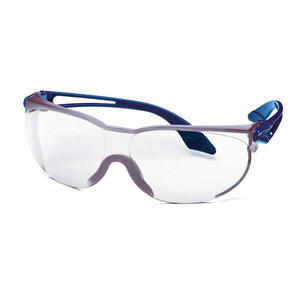 UV-Contrast control spectacles UVEX skylite blue