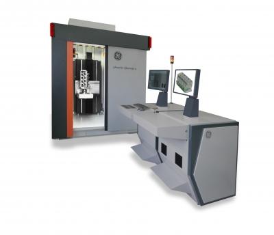 Промышленный компьютерный томограф